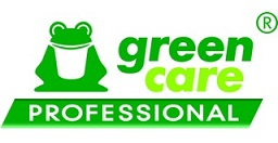 Green care professional logo